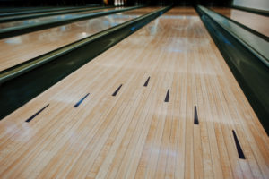 how long is a bowling lane